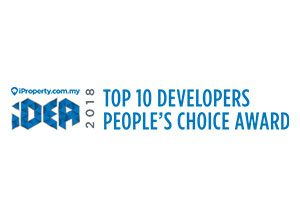 2018 iproperty best developer developer