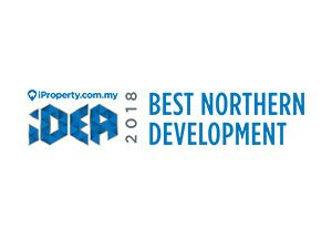 2018 iproperty best nothern development