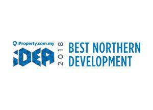 2018 iproperty best nothern development